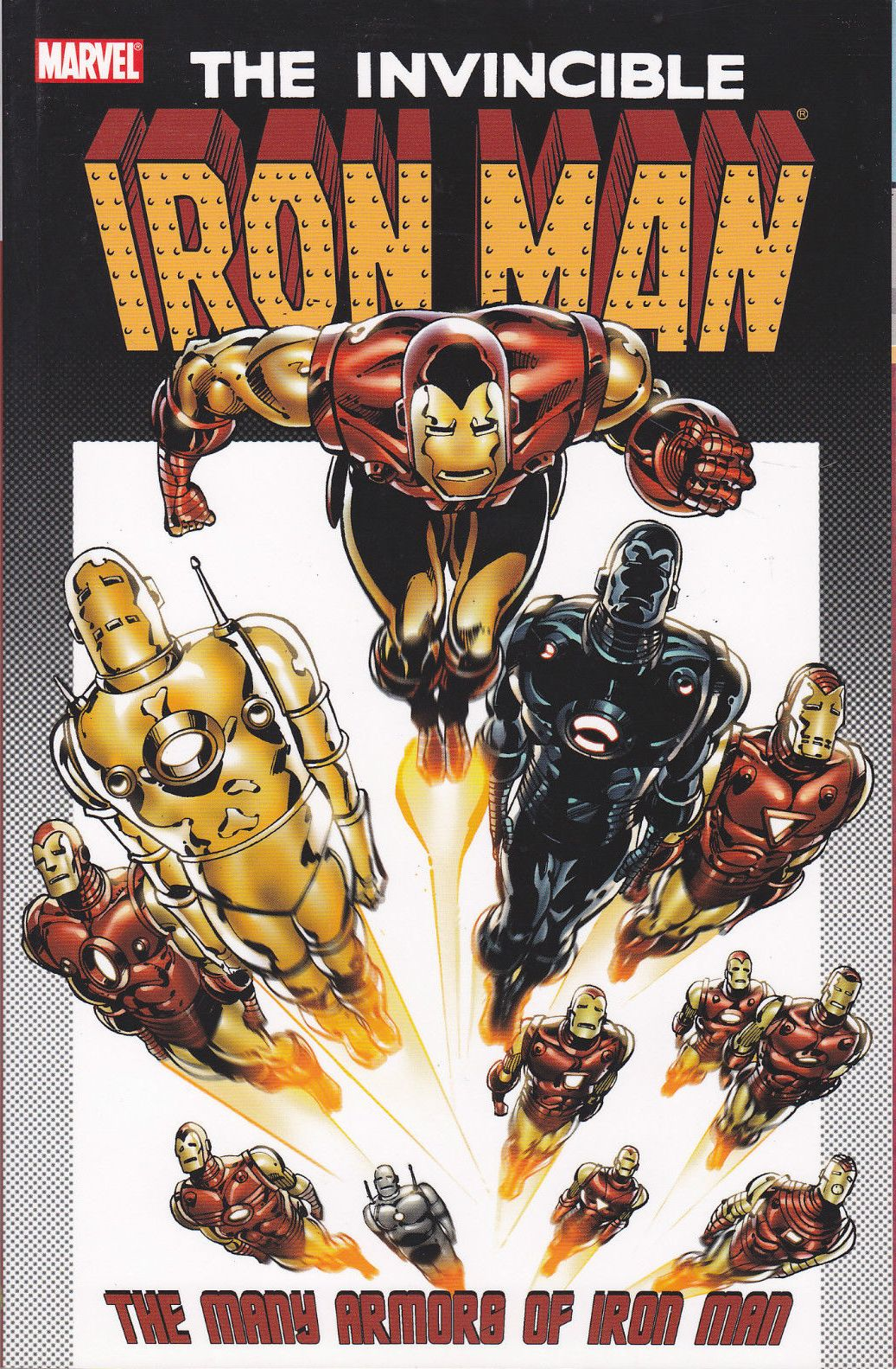 Iron Man The Many Armors of Iron Man TPB Vol 2 1.JPG
