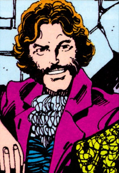 Jason Wyngarde (Earth-58163)