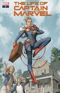 Life of Captain Marvel Vol 2 1