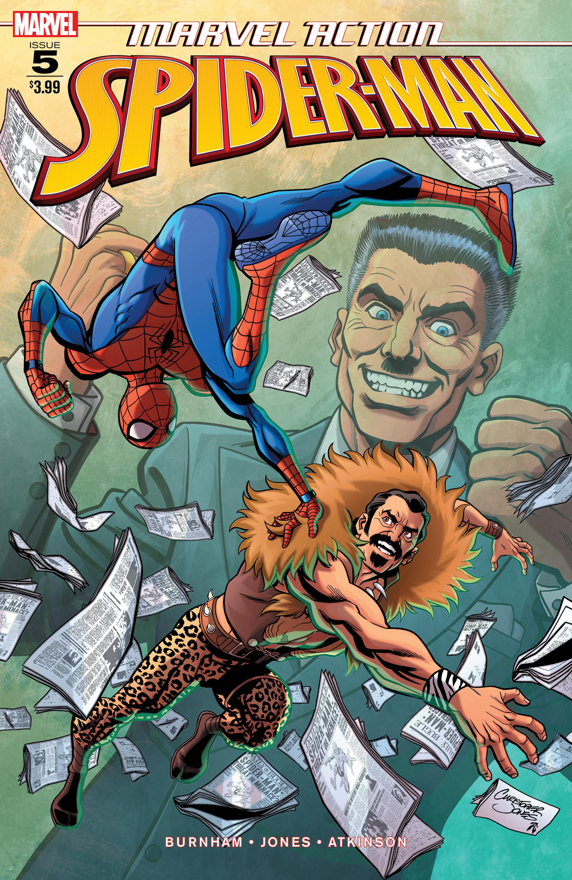Marvel Action: Spider-Man Vol 1 5