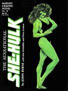 Marvel Graphic Novel The Sensational She-Hulk Vol 1 1
