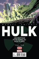 Marvel Knights Hulk Vol 1 4