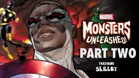 Marvel Monsters Unleashed- Part 2 (Featuring Skillet)