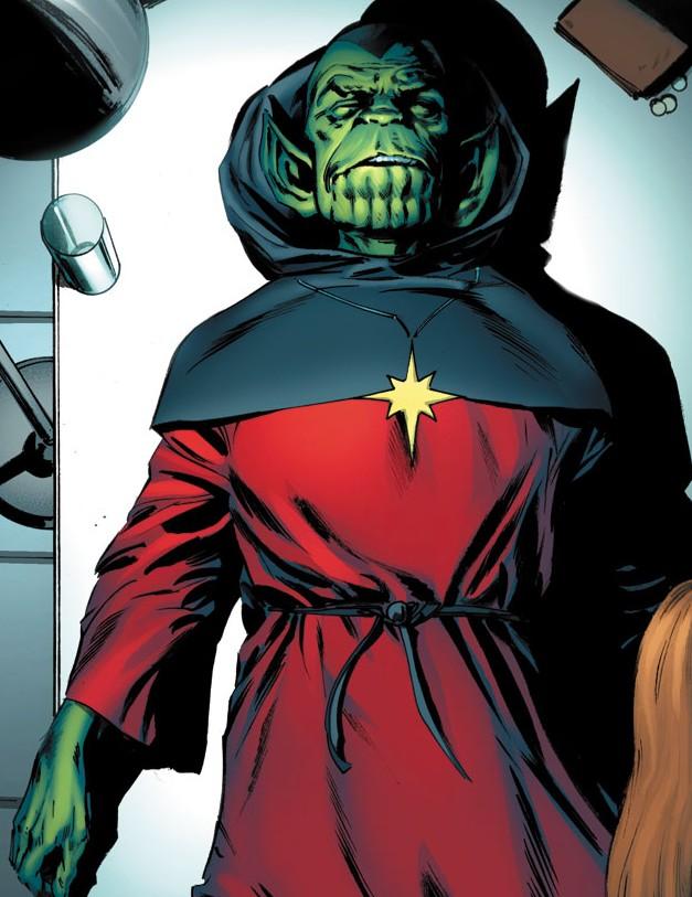 McNally (Skrull) (Earth-616)
