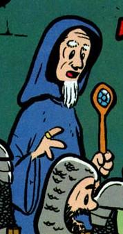 Merlin (Earth-6513)