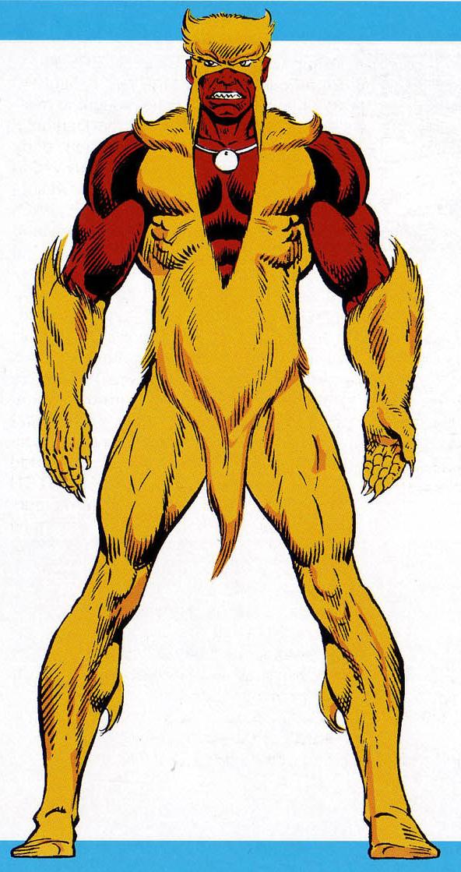 Mongoose (Earth-616)