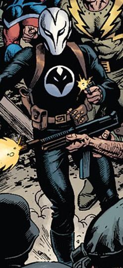 Night Raven (Vigilante) (Earth-616)