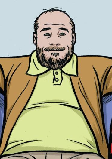 Reg Greenwood (Earth-616)