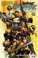 Savage Avengers TPB Vol 1 1 City of Sickles