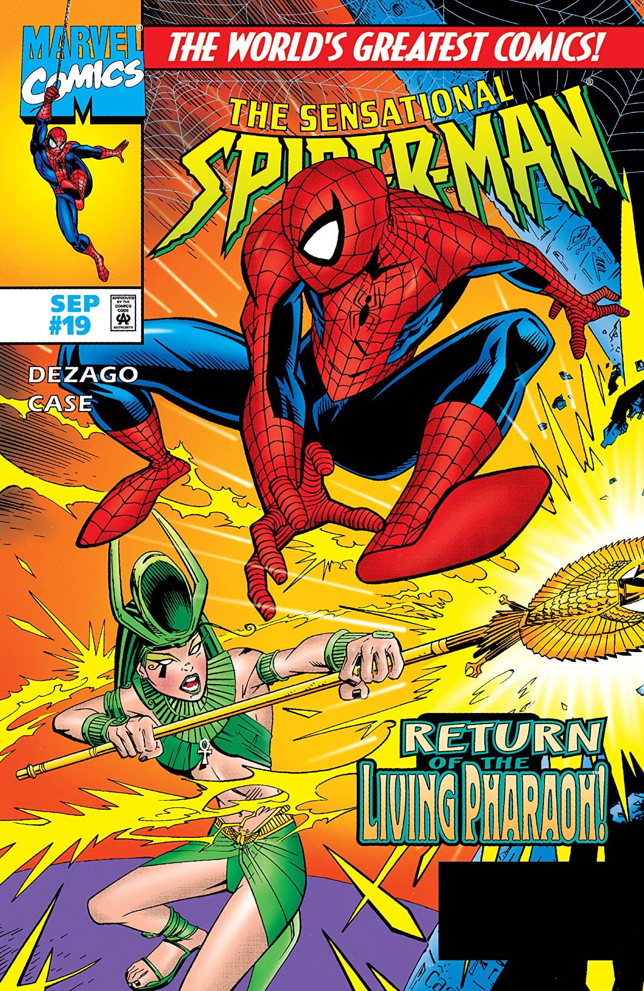 Sensational Spider-Man Vol 1 19