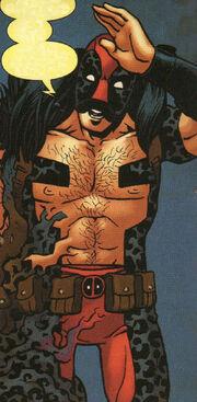 Sergei Kravinoff (Project Doppelganger LMD) (Earth-616) from Spider-Man Deadpool Vol 1 33 001.jpg