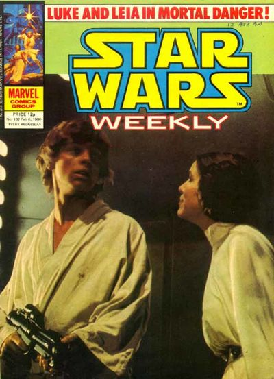 Star Wars Weekly (UK) Vol 1 102