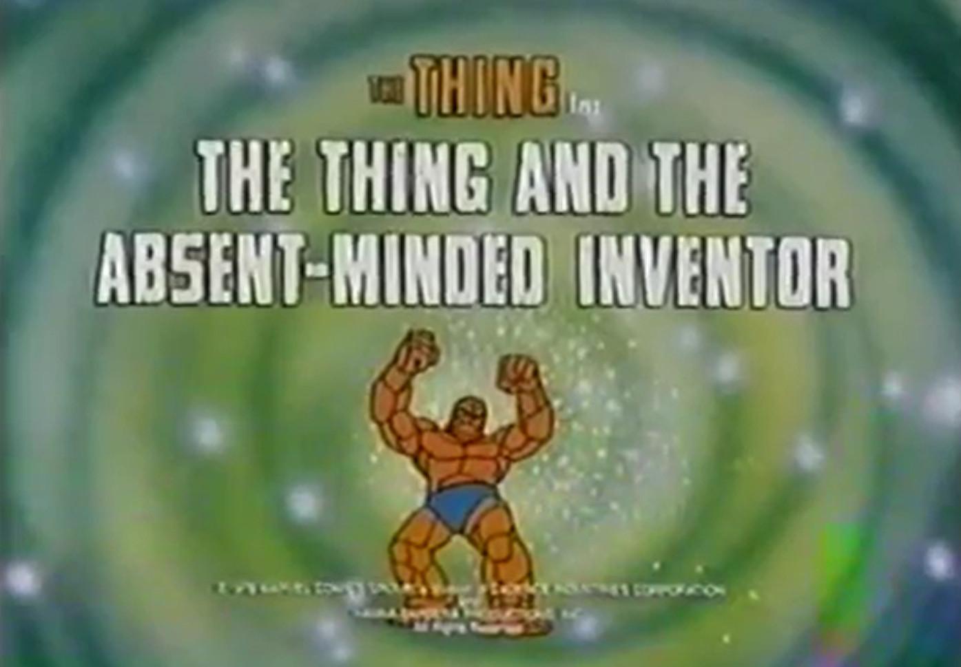 The Thing (animated series) Season 1 26