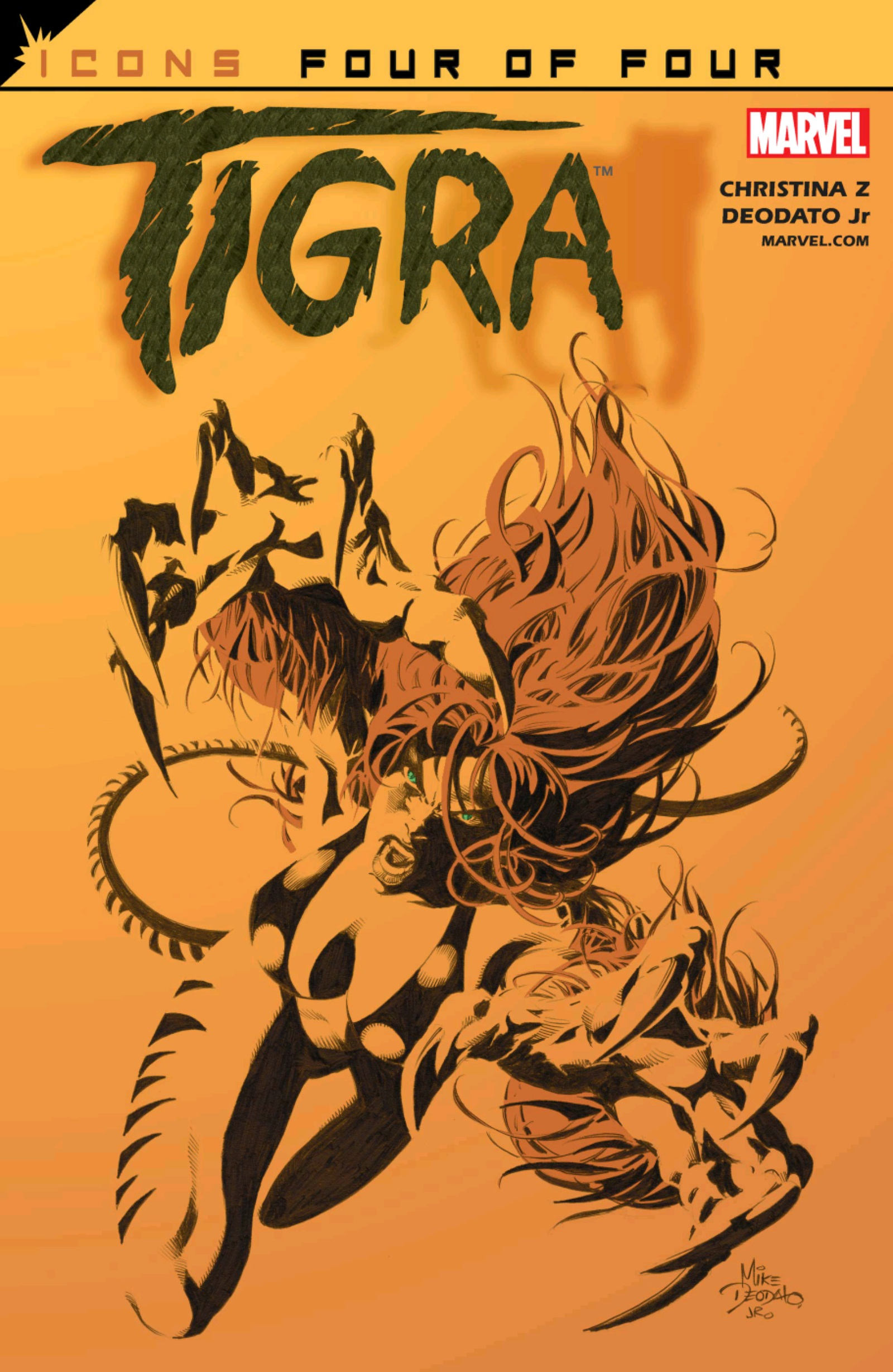 Tigra Vol 1 4
