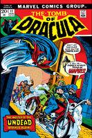 Tomb of Dracula Vol 1 11