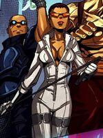 Whiplash (Criminal Program) (Earth-616)
