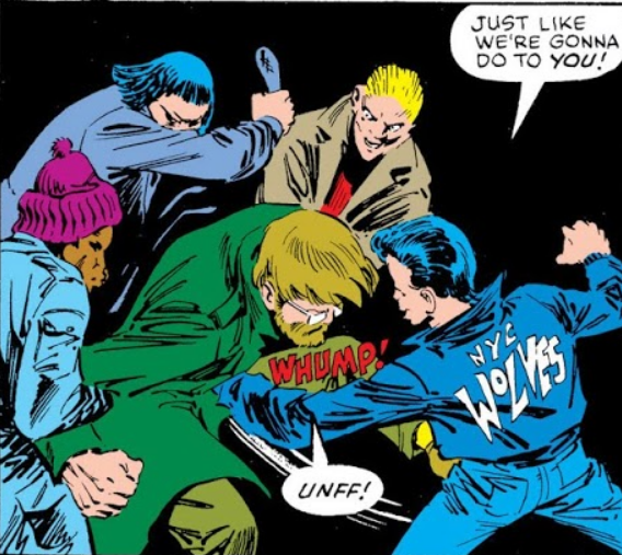Wolves (Gang) (Earth-616)/Gallery
