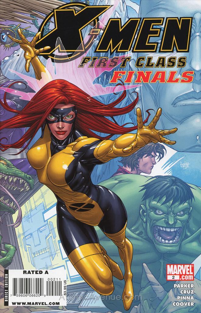 X-Men: First Class Finals Vol 1 2