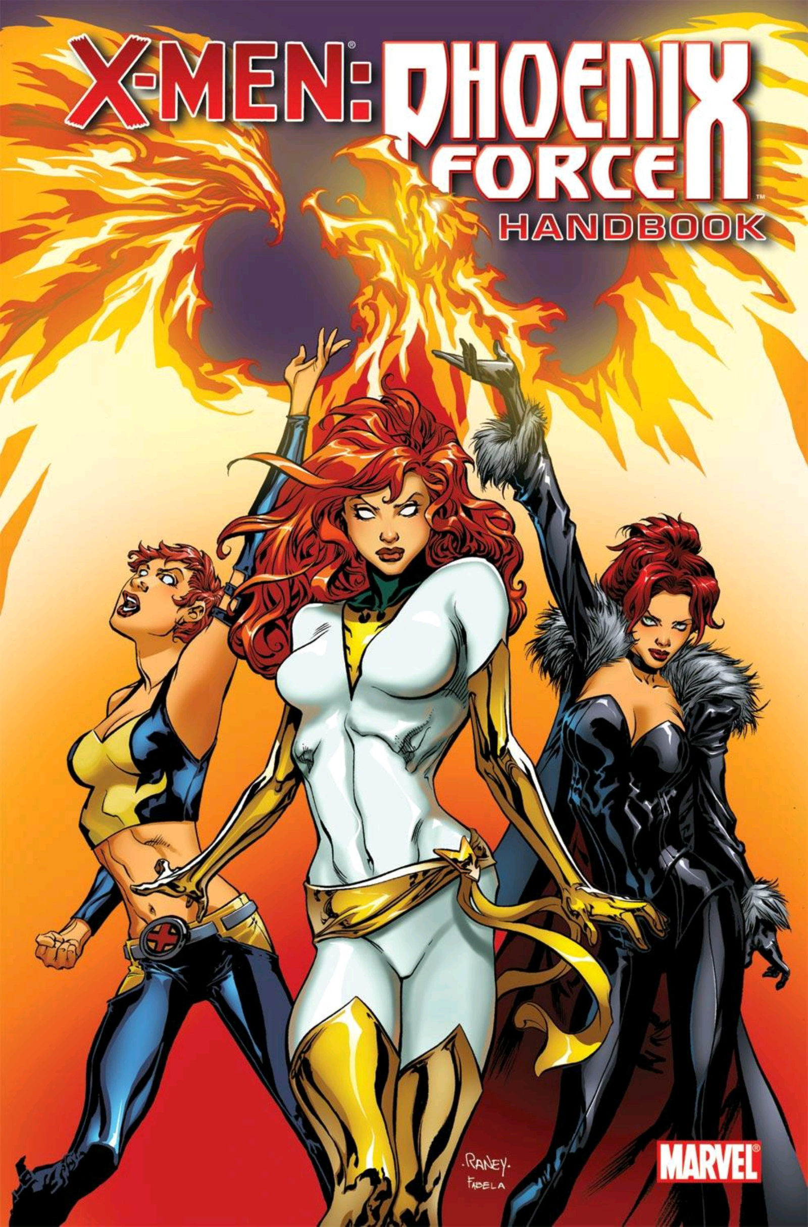 X-Men: Phoenix Force Handbook Vol 1