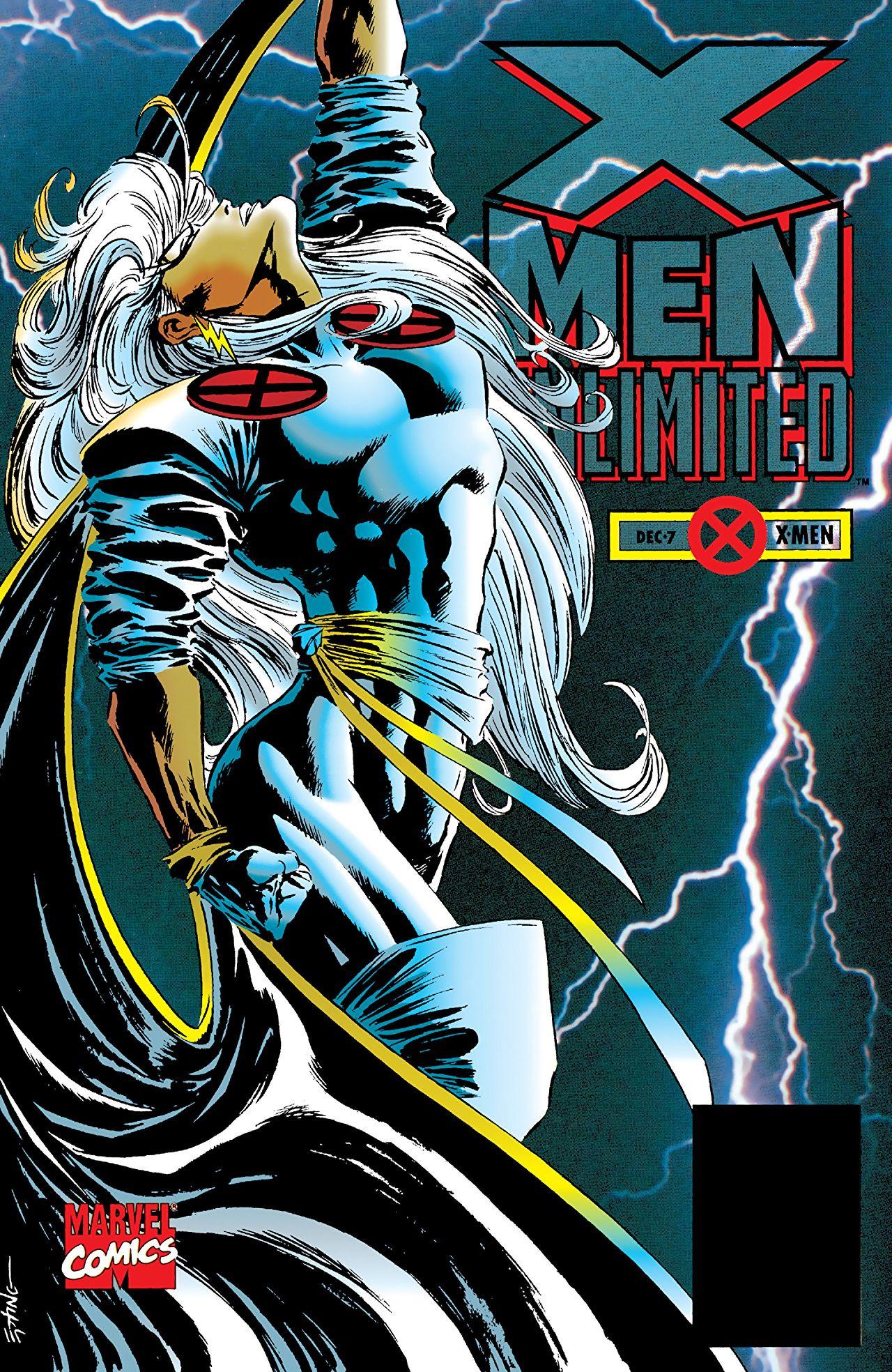 X-Men Unlimited Vol 1 7