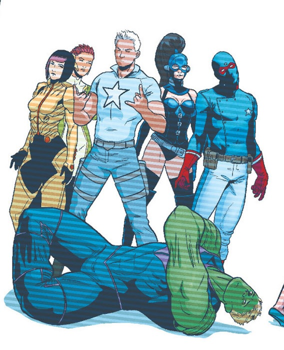 Young Avengers (Constructs) (Earth-616)