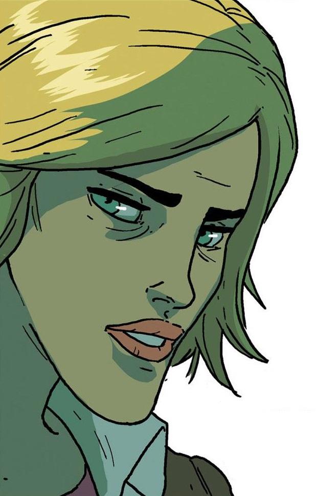 Alice Maguire (Earth-616)