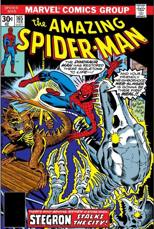 Amazing Spider-Man Vol 1 165