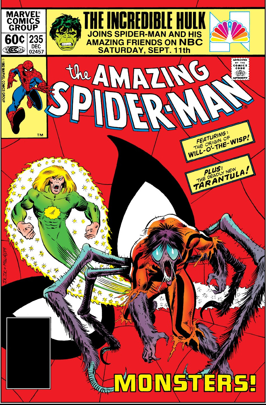 Amazing Spider-Man Vol 1 235