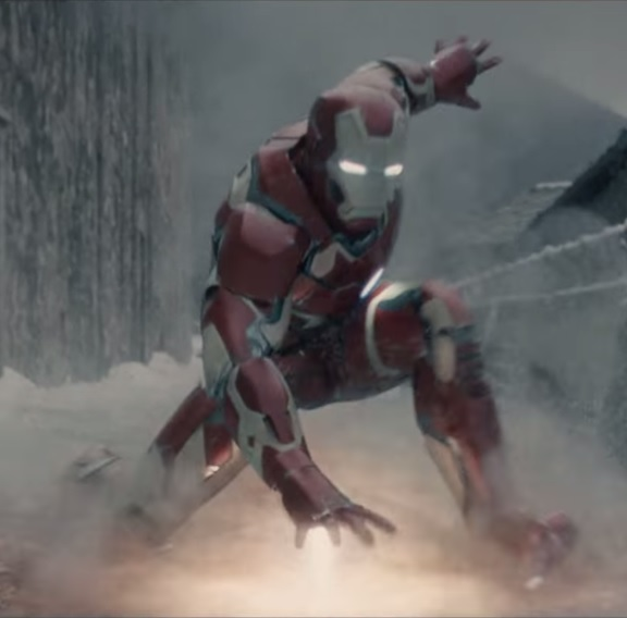 Iron Man Armor MK XLIII (Earth-199999)/Gallery