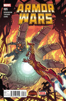Armor Wars Vol 1 5