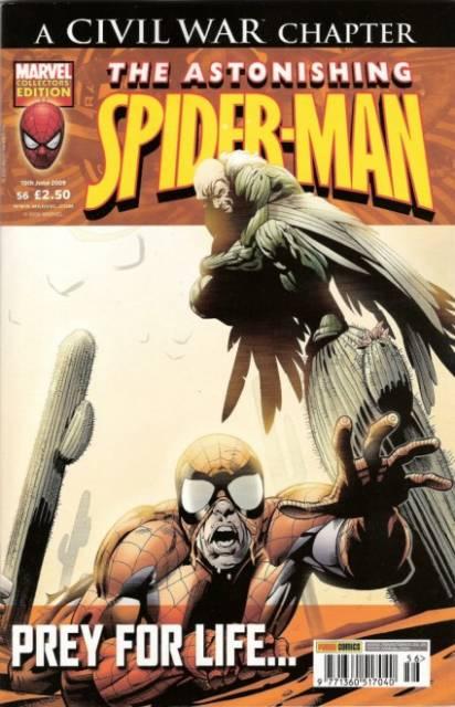 Astonishing Spider-Man Vol 2 56
