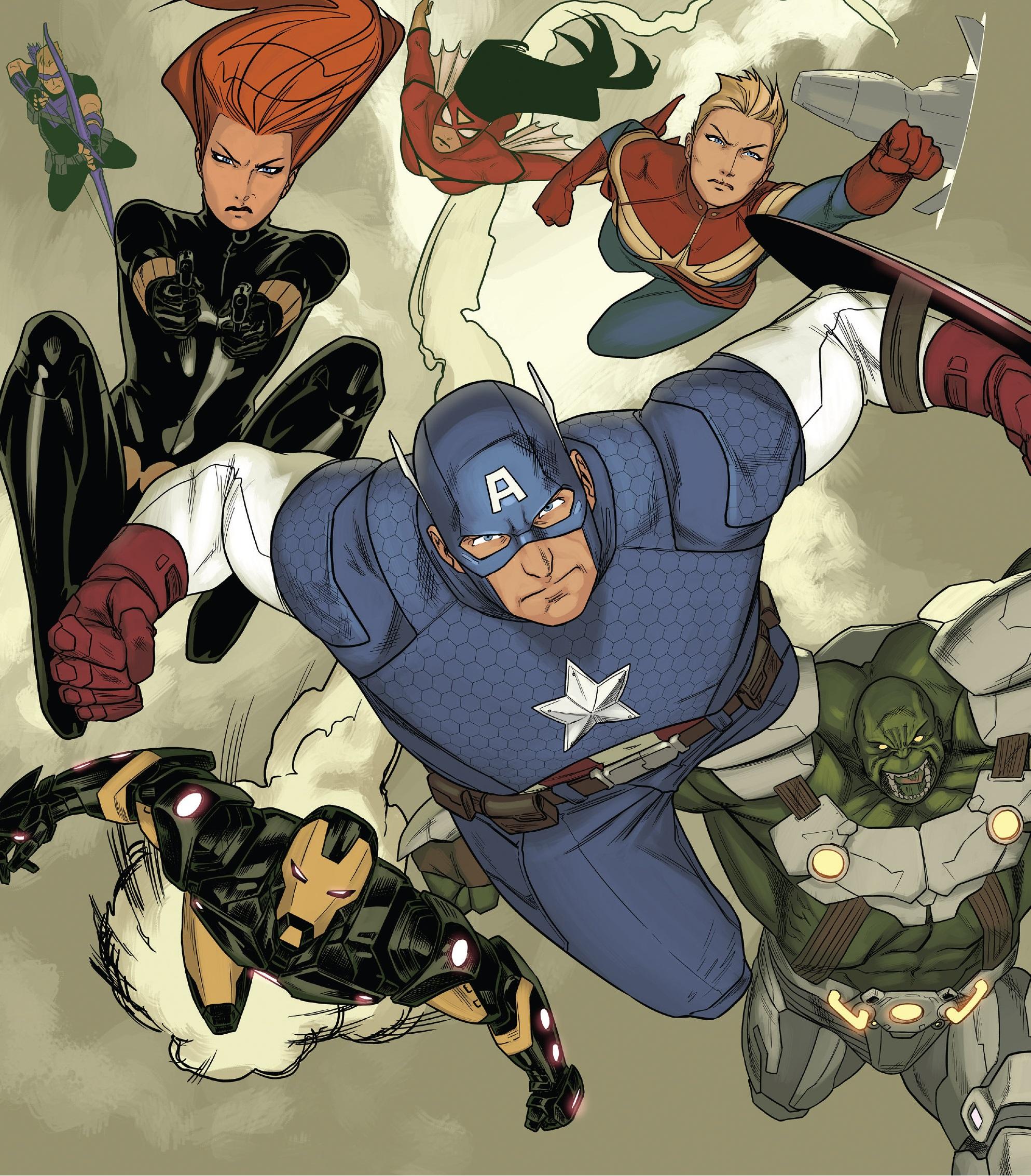 Avengers (Earth-14923)