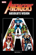 Avengers Absolute Vision TPB Vol 1 1