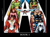 Avengers: Absolute Vision TPB Vol 1 1