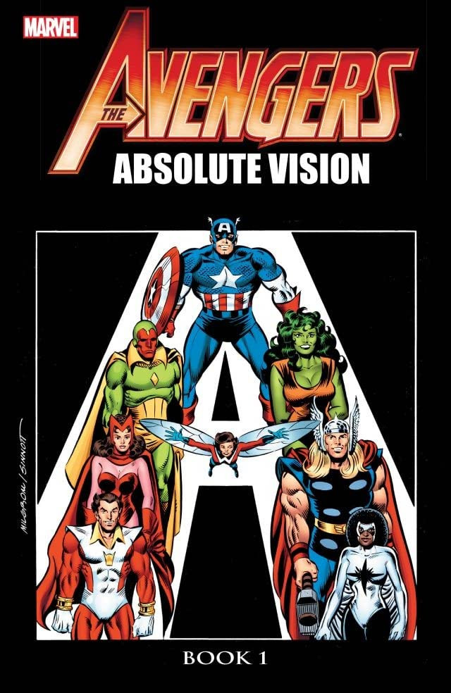 Avengers: Absolute Vision TPB Vol 1