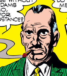 Bernard Riggley (Earth-616)