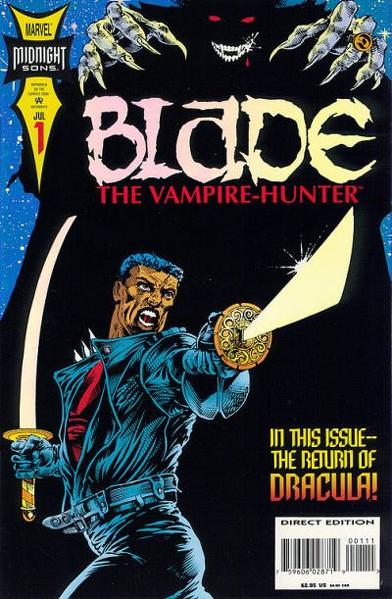 Blade: The Vampire-Hunter Vol 1 1
