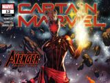 Captain Marvel Vol 10 12