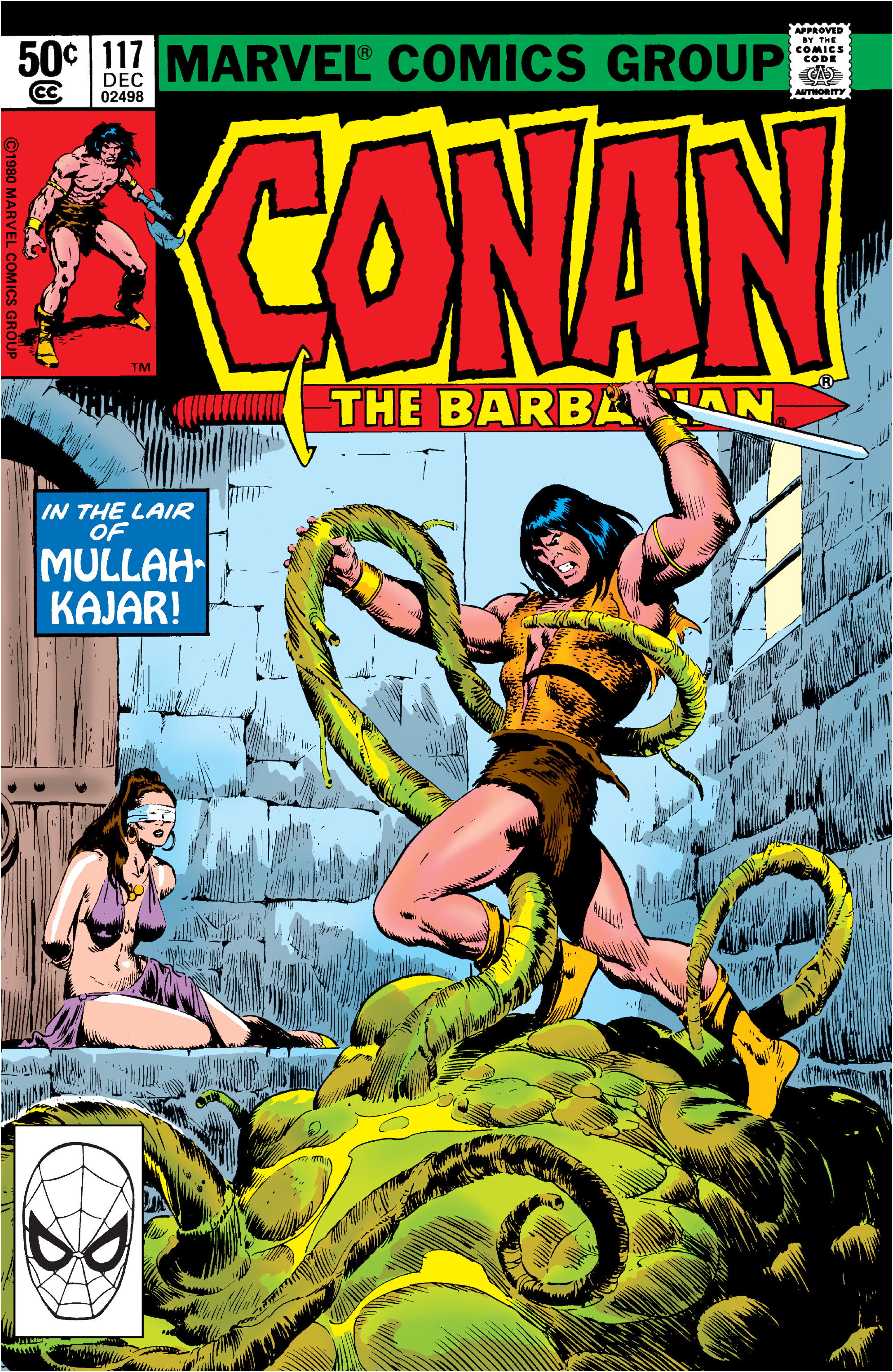 Conan the Barbarian Vol 1 117