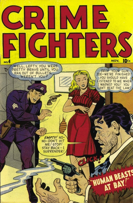 Crimefighters Vol 1 4