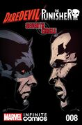 Daredevil Punisher Seventh Circle Infinite Comic Vol 1 8