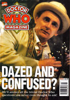 Doctor Who Magazine Vol 1 266