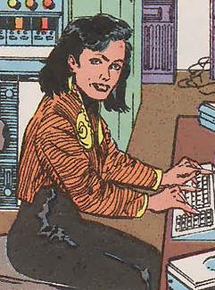 Elena von Lundt (Earth-616)