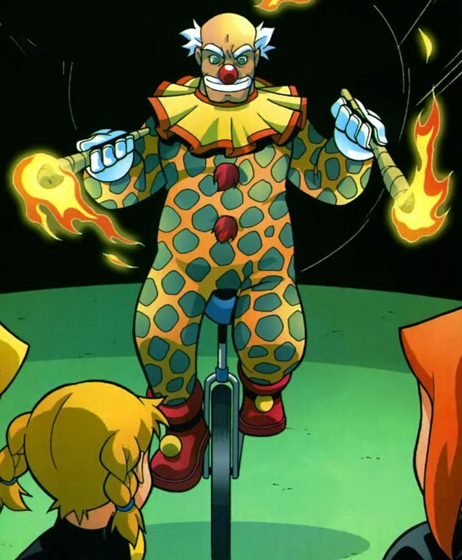 Eliot Franklin (Clown) (Earth-5631)