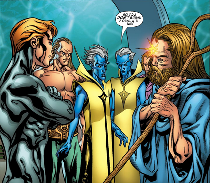 Elders of the Universe (Earth-33629)