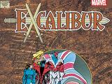 Excalibur: Weird War III Vol 1 1