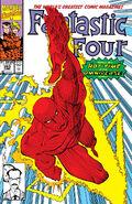 Fantastic Four Vol 1 353