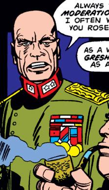 General Greshkov (Earth-616)