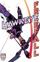 Hawkeye Freefall Vol 1 1