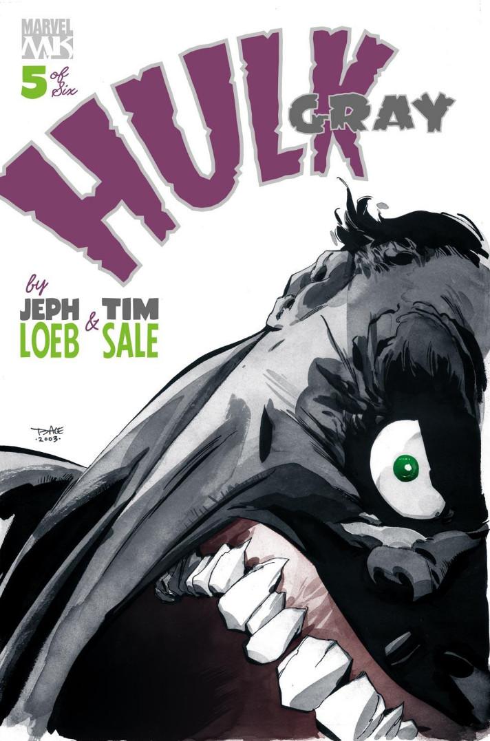 Hulk: Gray Vol 1 5